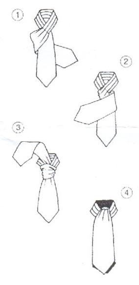 Kravatový šátek